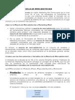 La Mezcla de Mercadotecnia 2 p Enviar- Clase 260411