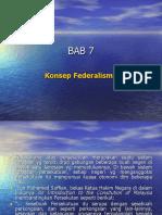 07 Konsep Federalisme