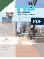 STL Region Transportation Improvement Program FY12-15_Draft