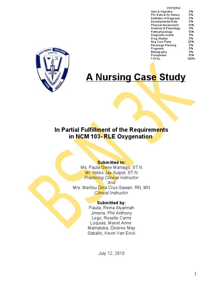 39591443 a Case Study on Chronic Kidney Disease | Kidney | Chronic ...