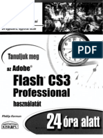 Adobe Flash CS3 24 óra alatt