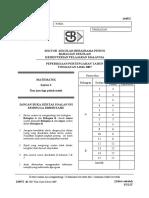 MathMidYear SBP 2007 P2 SPM