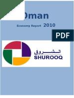37605942 Oman Economic Report 2010