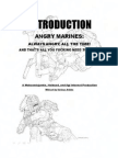 warhammer 40k Angry Marines Codex 2.1