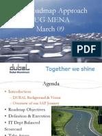 SAP Roadmap Approach