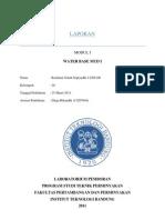 Laporan modul 1 12208100