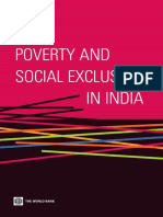 Poverty and Social Exclusion in India