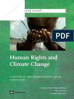 Human Rights and Climate Change
