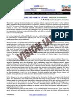 Csat Decsion Making Problem Solving Vision Ias1
