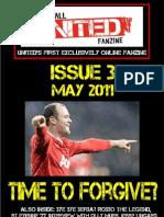 Man Chester United Online Magazine Issue 3