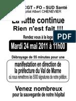 manif 24 mai 2011