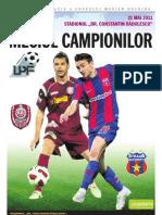 CFR 1907 Cluj vs Steaua București
