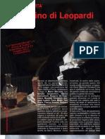 """Il fascino di Leopardi. La recensione di """"Operette Morali"""" al Teatro Argentina a Roma"""