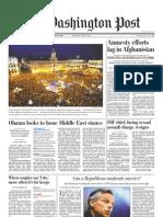 Washington Post Spain Frustration
