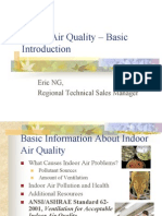 Indoor Air Quality – Basic Introduction [Compatibility Mode]