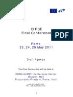 CIRCE Final Conference Draft Agenda.v5