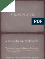 Struktur Atom. ppt