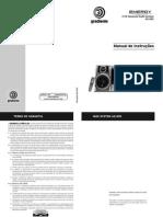AS300 Manual de instrução
