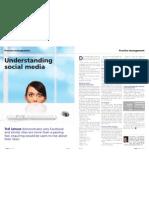 Practice Management - Understanding Social Media