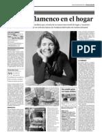 Mi Casa Flamenca  - Diario de Sevilla 19 de mayo de 2011
