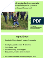 2011-04-20 Bodem & Vegetatie I (GK)