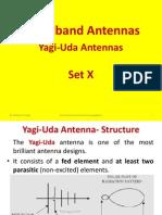 Yagi-Uda Antennas - Zuhair M. Hejaz