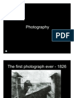 Photography MAS 229 Presentation