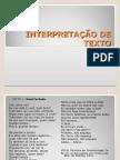 6º P.P. - INTERPRETAÇÃO DE TEXTO - 9º ANO - 2ª UNIDADE- -2011
