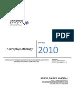 Post Operative Spine Rehabilitation Following
