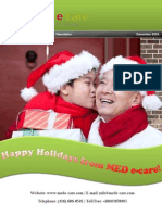 MEDe-care Newsletter December