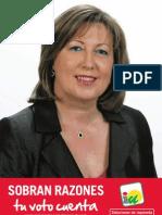 Programa IU Doña Mencía.