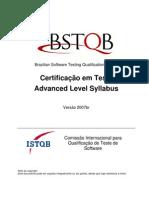 BSTQB_Certificação_Teste_-_CTAL_Syllabus_2007br