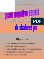 Gram-Negative SEPSIS