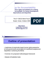 Eitan Felner - Using Statistics for Human Rights Accountrability - OECD_World_Forum_-_Korea_-_10-09
