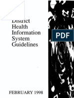 Dhis Manual