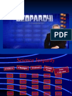 7th Science Review Jeopardy