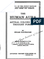 The Human Aura ,Swami Panchadasi