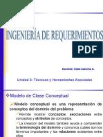 Ingenieria Requerimientos UnidIII MC DC