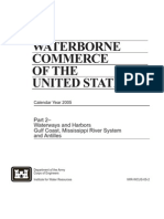 Waterborne Commerce of the US Part 2 (2005)