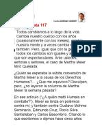 La Candidata 117- Por Gustavo Gorriti