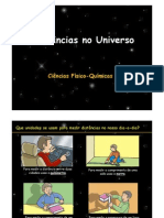 Distancias No Universo