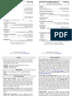 Cedar Bulletin Page - 05-22-11