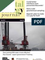 #30 Digital Energy Journal - April 2011