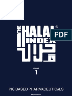 The Halal Index - Pig-Based Pharmaceuticals Vol. 1 (SAMPLE)