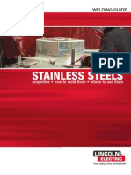 Welding Stainless Steels-Lincolnelectric