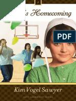 Katy's Homecoming by Kim Vogel Sawyer, Excerpt