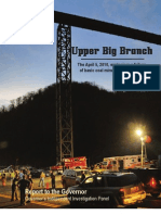 McAteer Report Says Upper Big Branch Mine Explosion Preventable