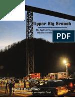 McAteer Report Says Upper Big Branch Mine Explosion Preventable
