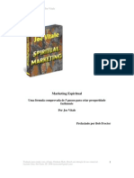 Marketing Espiritual (Joe Vitale)