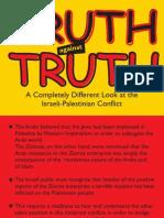 Doc. 3 Uri Avnery Sulla Storia Del Conflitto in Palestina